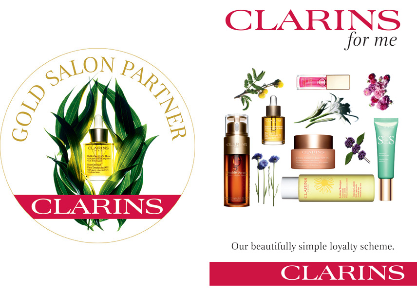 Luxury Partner Clarins